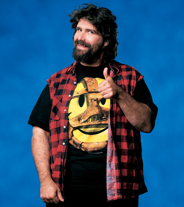 mick foley ear