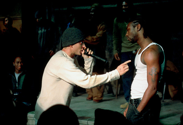 8 Mile All 3 Rap Freestyle Battles - Transcript And Lyrics ...