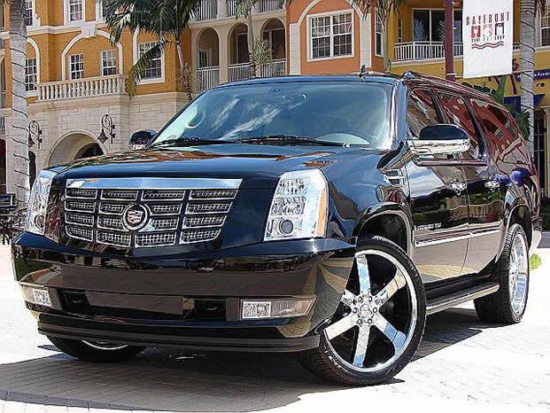 All Black Cadillac Rap Song