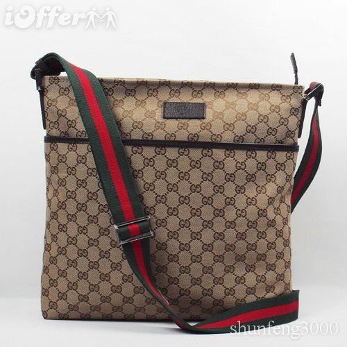Gucci Messenger Shoulder Bag 63