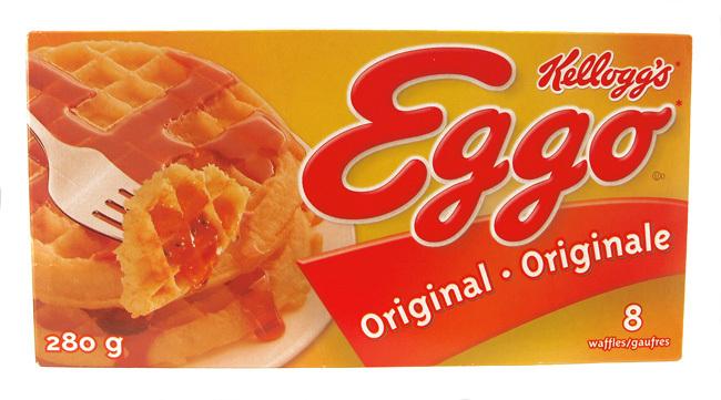 eggo waffles logo - photo #18