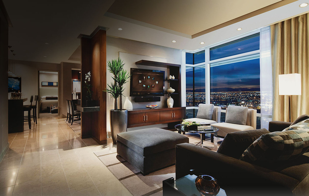 now i m in the penthouse look at what a mill do suite dreams sky suites at aria resort amp casino earns 5