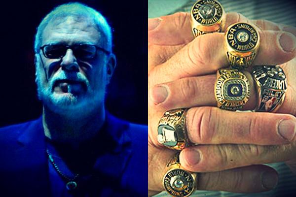 How Many Rings Has Kobe Won