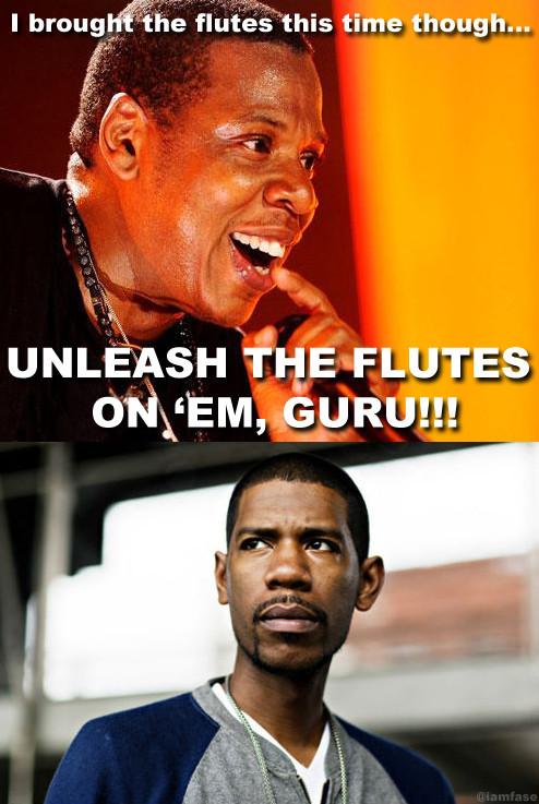 Jay z blueprint 2 intro lyrics comunleash the flutes on em guru blueprint 2 by jay z malvernweather Choice Image