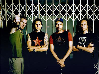 rage against the machine band members
