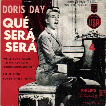 Doris Day que sera sera movie