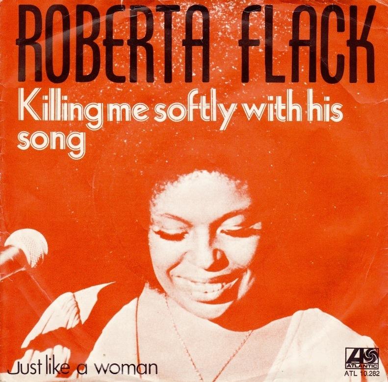 killing softly roberta flack cover