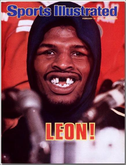 Leon Spinks is down, not out - SFGate
