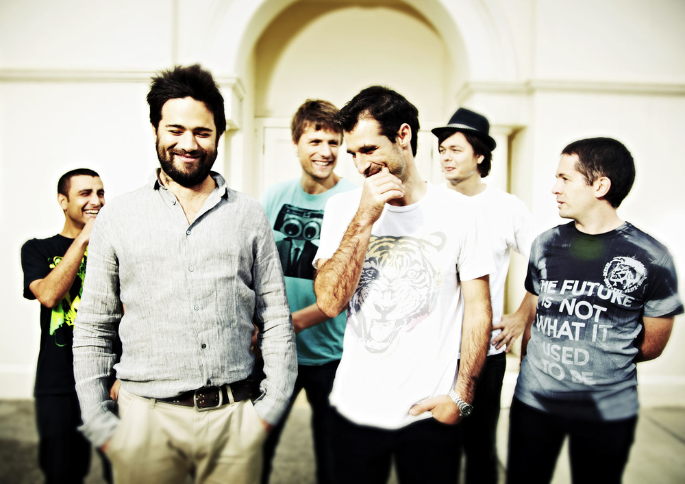 The Cat Empire Rising With The Sun Youtube