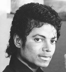 Michael in the 80s