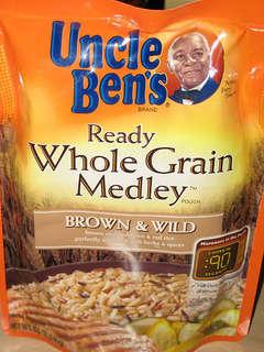 Uncle Ben's Whole Grain Rice