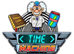 images of a time machine