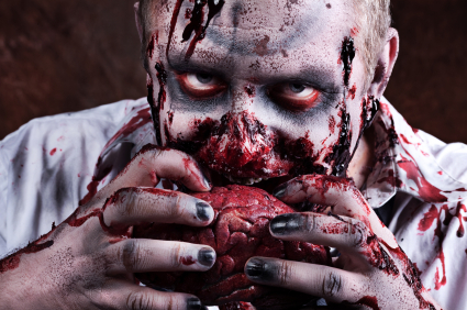 Improve the quality of Zombie Eating Human