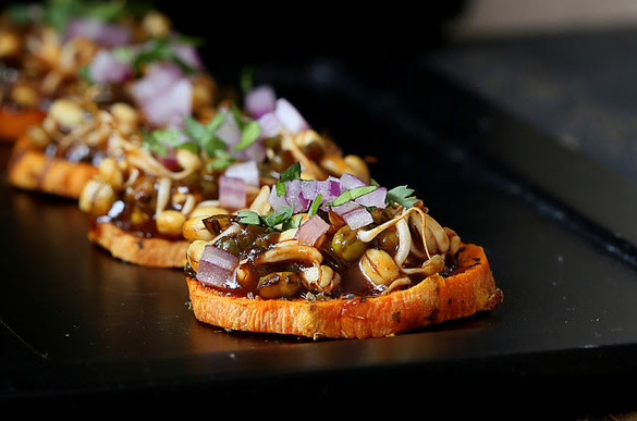 Sweet_potato_canapes_mung_bean_sprouts