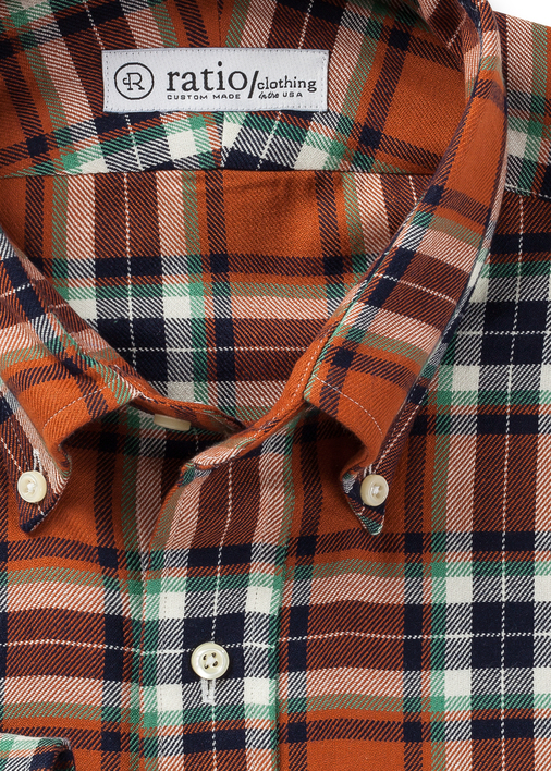 Crestone Peak Plaid