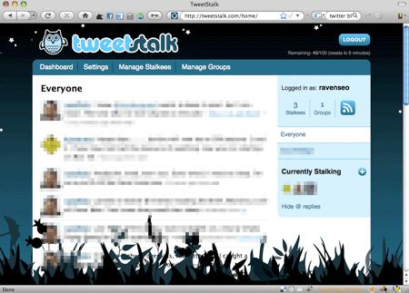 TweetStalk Twitter Stalker
