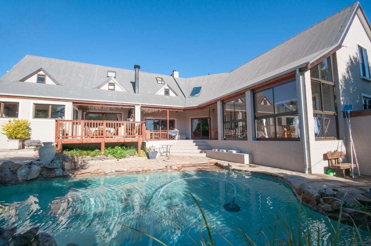 4 Bedroom house for sale in Steynsrust