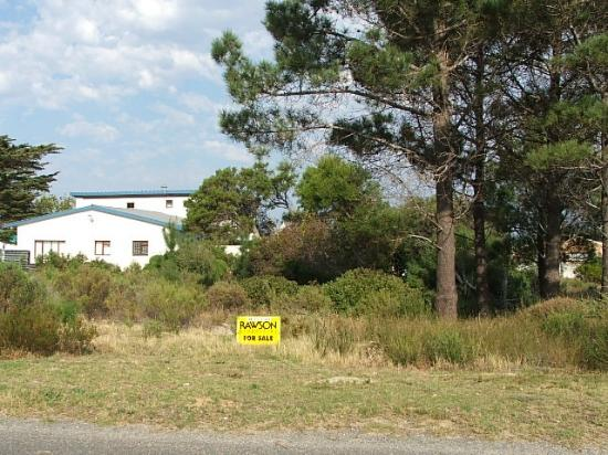 Vacant erf for sale in Kleinmond