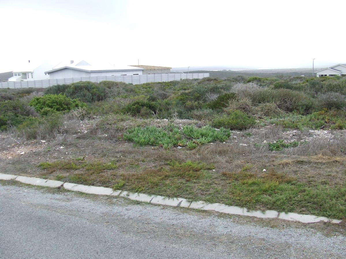 Vacant erf for sale in Yzerfontein