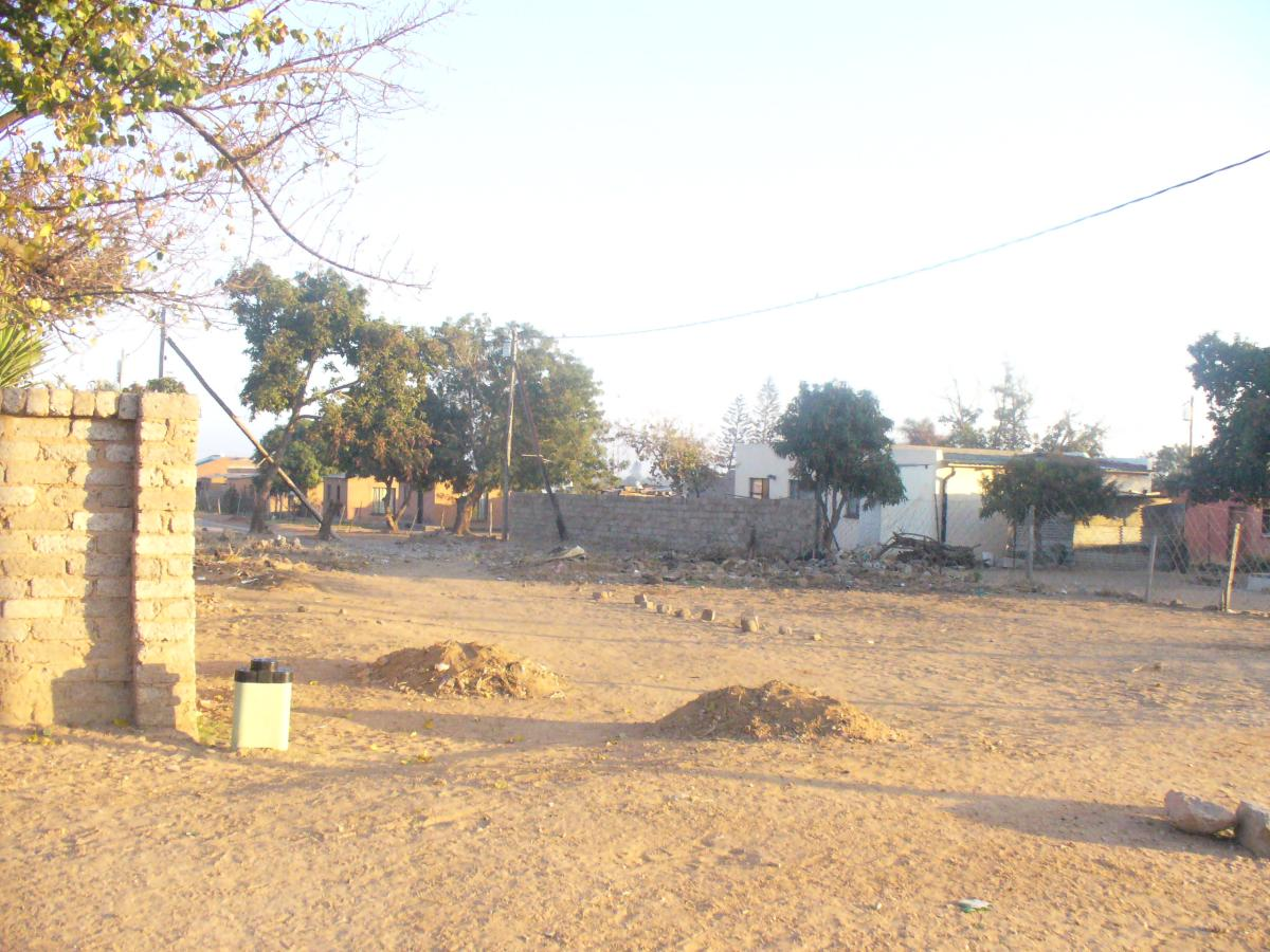 Vacant stand for sale in Soshanguve