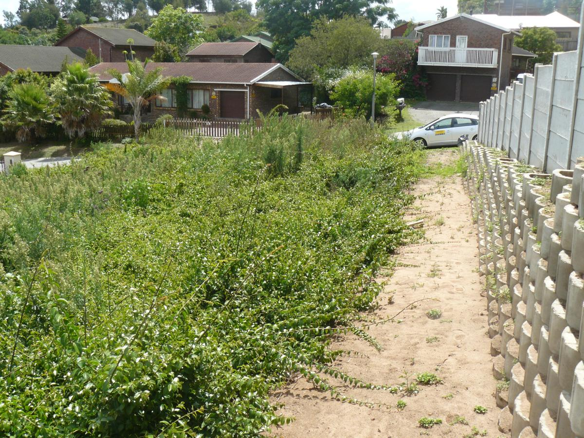 Vacant erf for sale in Knysna Heights
