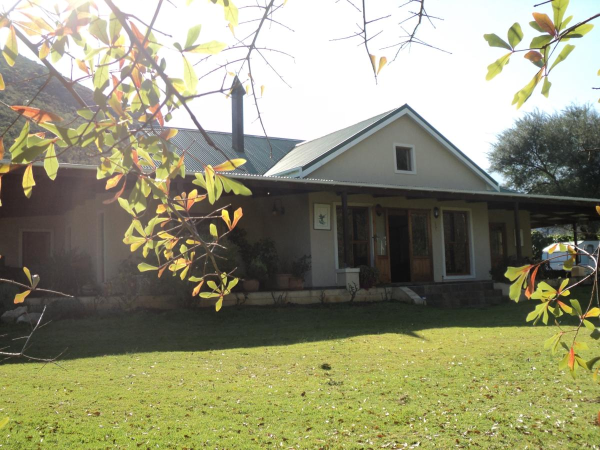 2 Bedroom smallholding for sale in Robertson