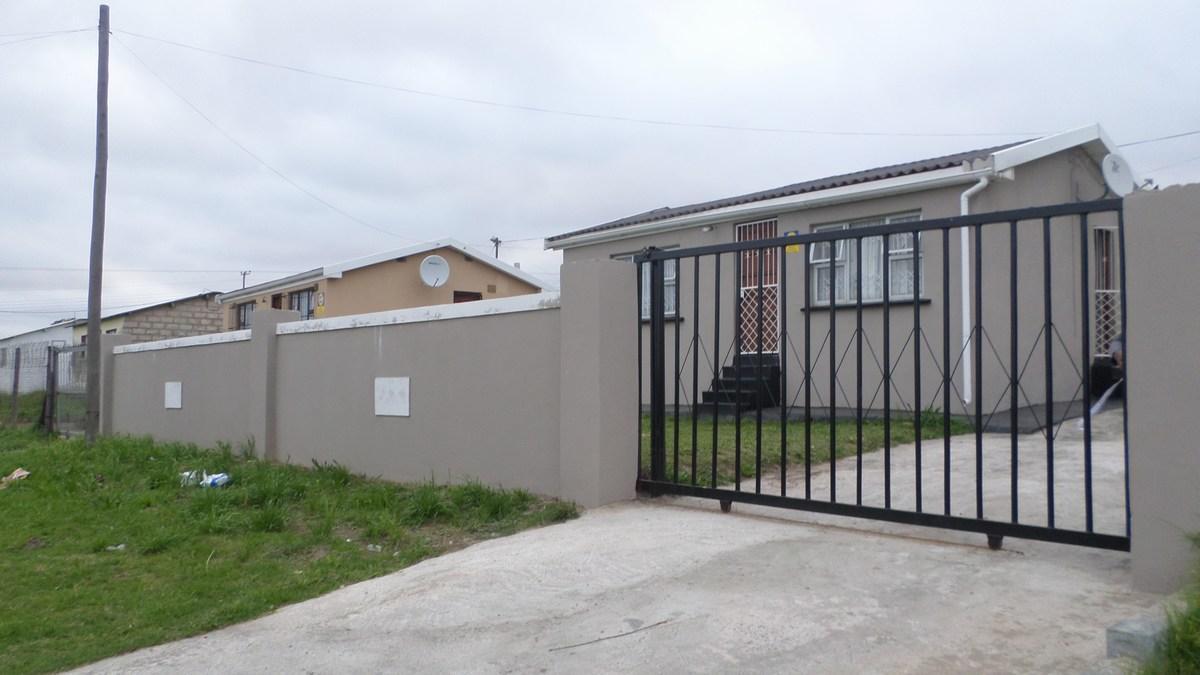 2 Bedroom house for sale in Mdantsane