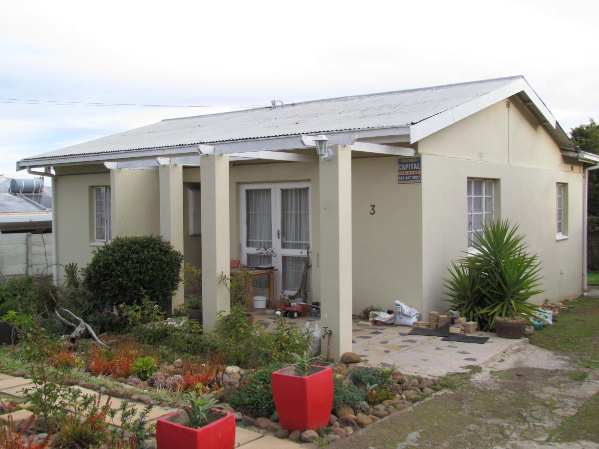 House for sale in Bergsig