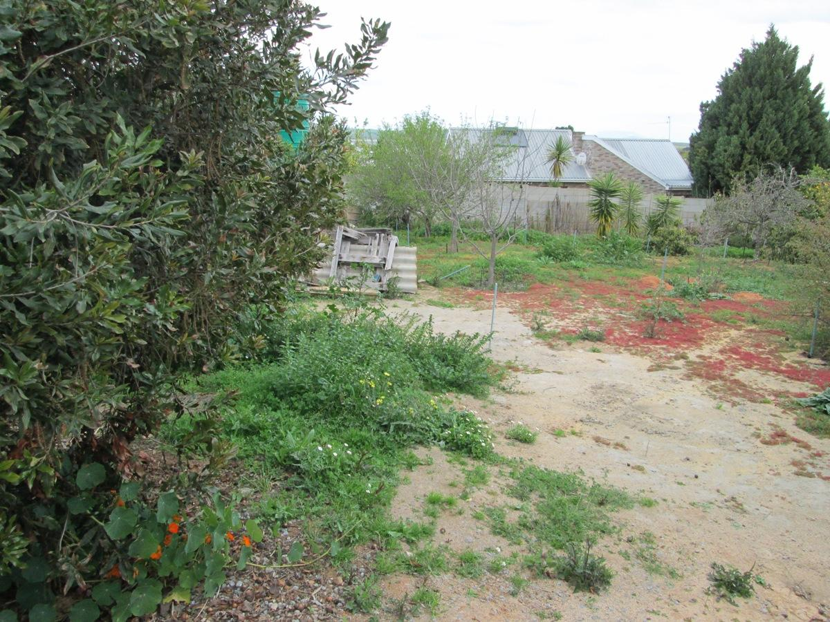 Vacant erf for sale in Malmesbury