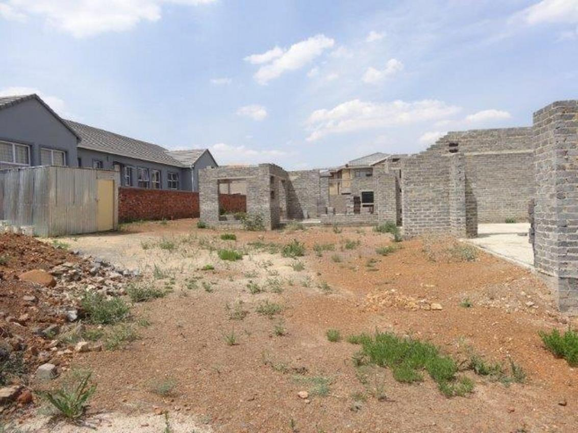Vacant erf for sale in Meyersdal Nature Estate