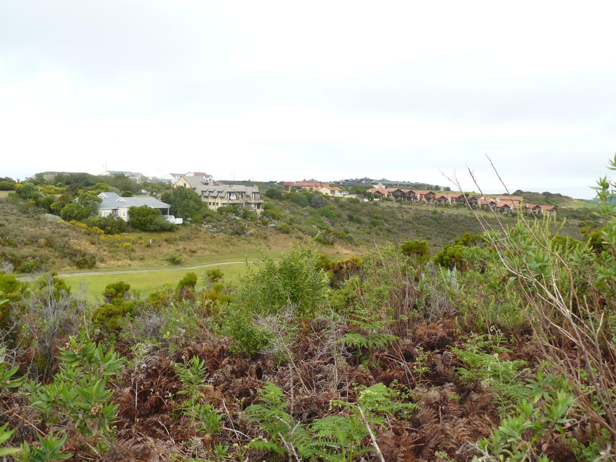 Vacant erf for sale in Pezula Golf Estate