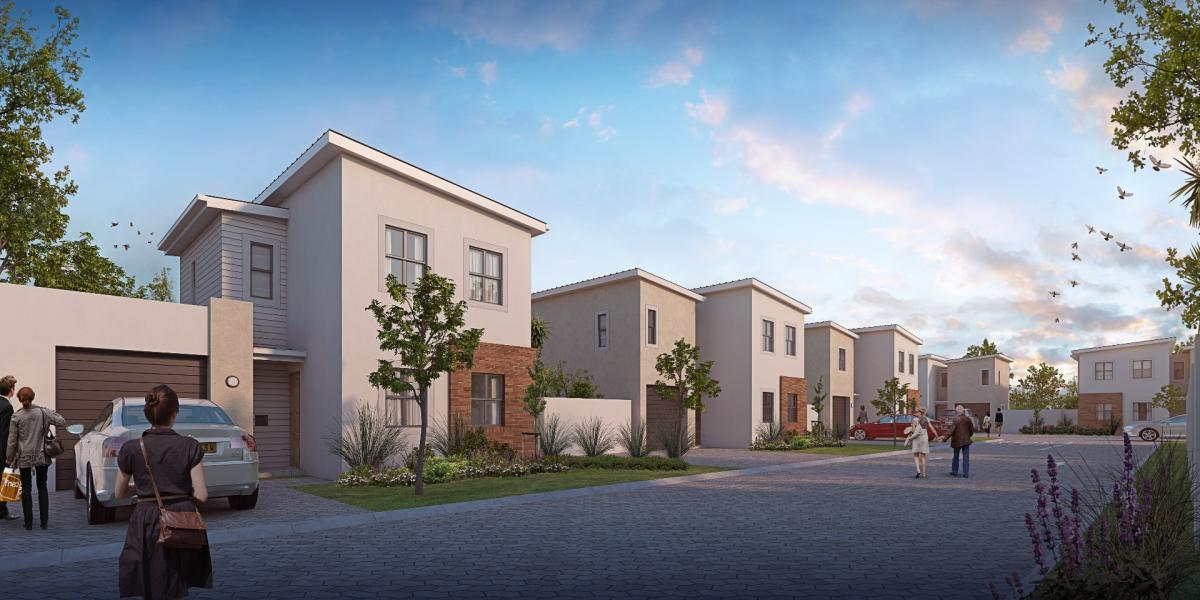 3 Bedroom development for sale in Brackenfell