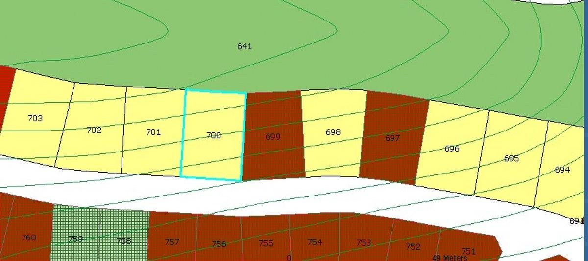 Vacant stand for sale in Palm Lakes Estates