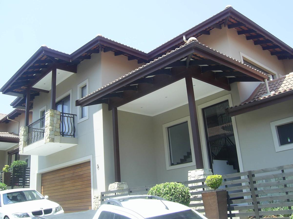 4 Bedroom duplex townhouse - sectional for sale in Izinga Ridge