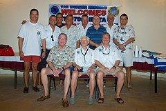 The ILLTA Board of Directors-- dedicated to sportfishing and conservation. / Mario Bañaga