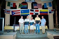 Team TBF-- second place. / Mario Bañaga