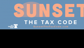 Thank you for signing HR 27 to Sunset the Tax Code
