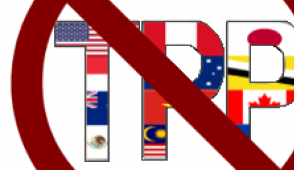 Urge your Representative to stop TPP bad trade deal!