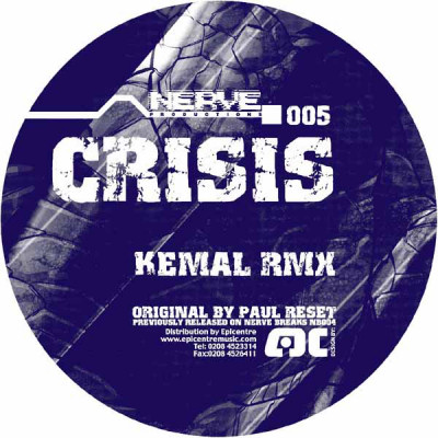 Nerve 005 artwork