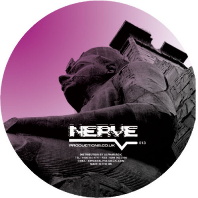 Nerve 013 artwork
