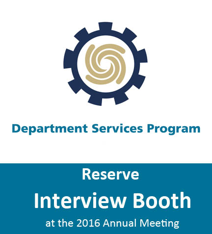 Career Center Interview Space Reservation