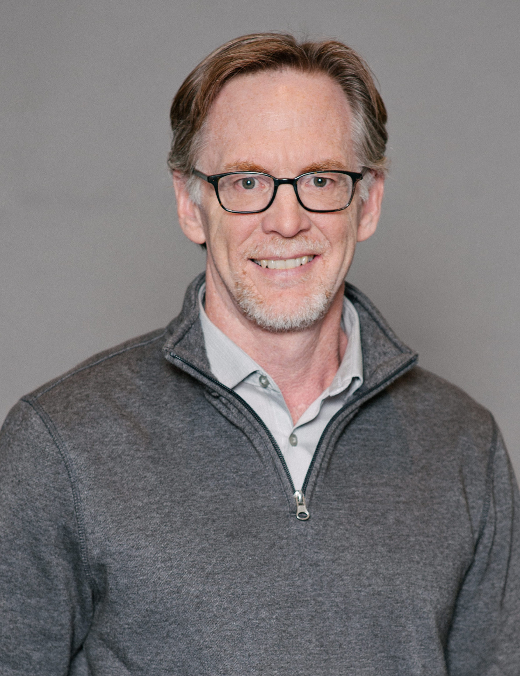 A picture of Doug Henry smiling