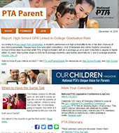 PTA Parent Newsletter