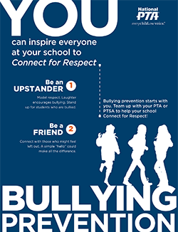 You Can Prevent Bullying with Connect for Respect