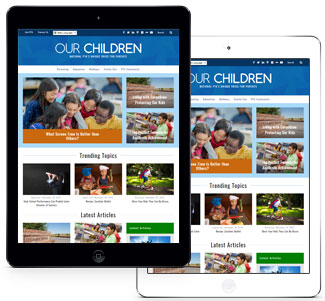 Our Children Online Magazine