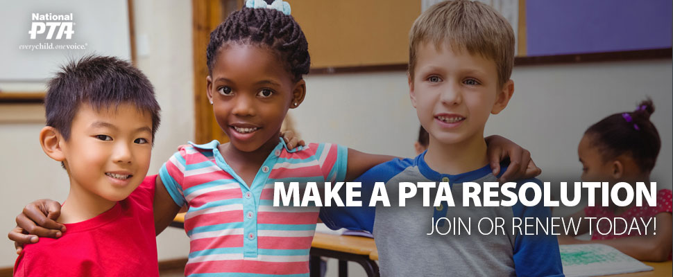 Join or Renew National PTA