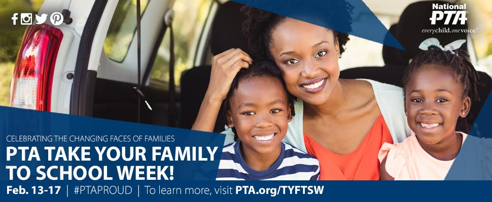Take Your Family to School Week