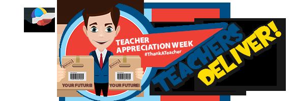 Teacher Appreciation Week 2017 In Maryland: PTA Teacher Appreciation Week 2017   Programs   National PTA,
