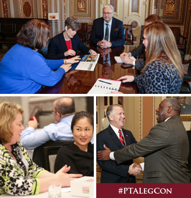 Legislative Conference Collage