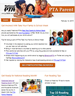 PTA Parent e-Newsletter